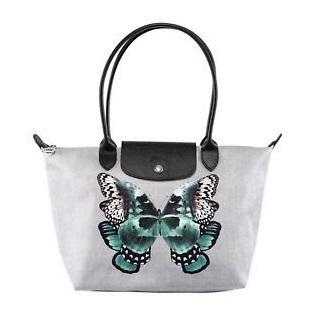 f98f477f9501 Singapore. 100% AUTHENTIC LONGCHAMP Le Pliage 2605 Small   1899 Large  Papillon Handbag