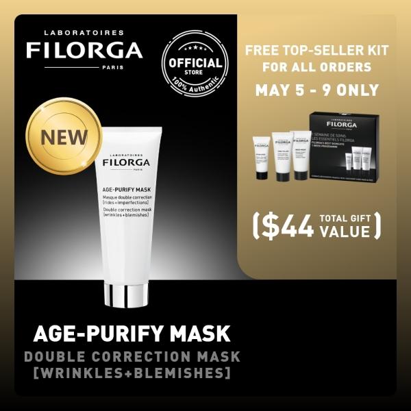 Buy FILORGA AGE PURIFY MASK Resurfacing and Perfecting Anti-ageing Mask 75ml Singapore