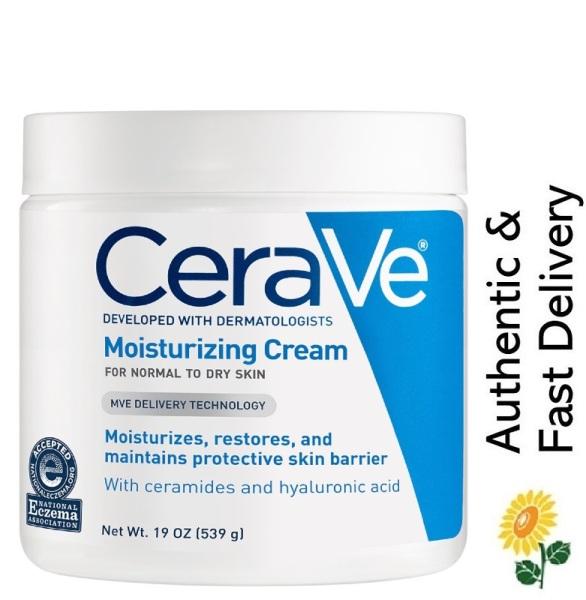Buy [SG] CeraVe Moisturizing Cream 539g, Eczema & Sensitive Singapore