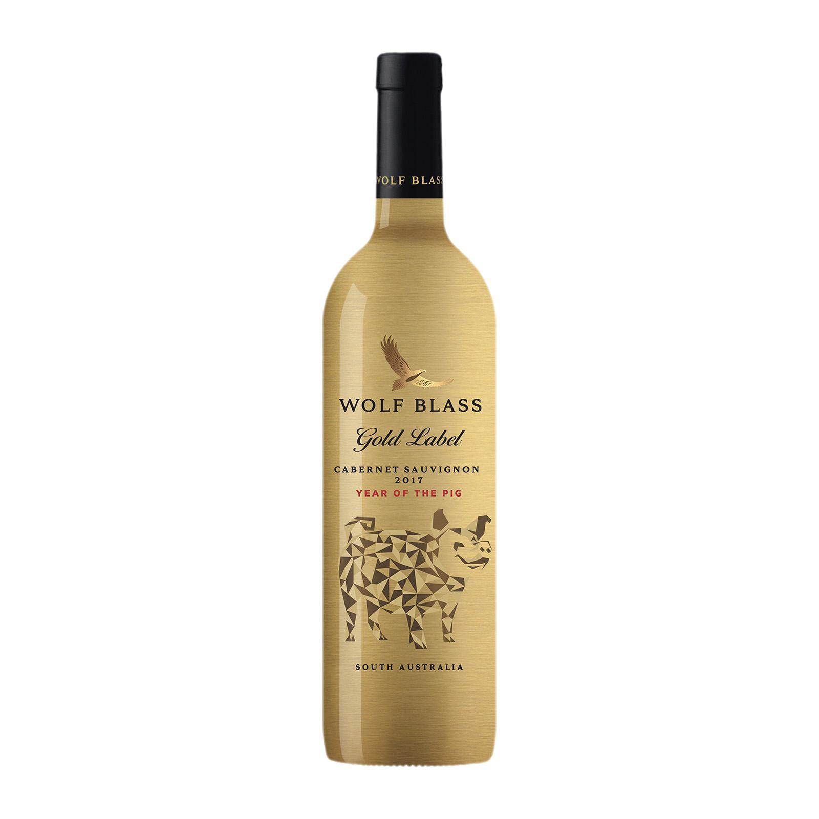 Wolf Blass Gold Label Year Of The Pig Cabernet Sauvignon