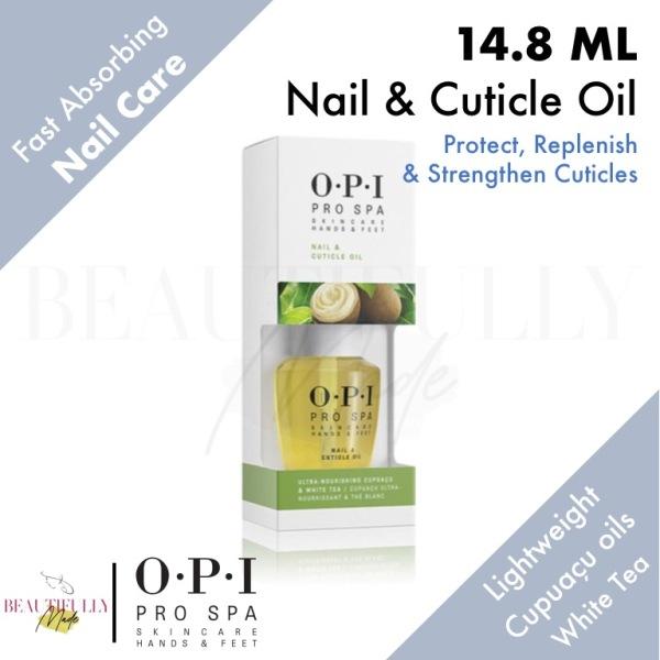 Buy OPI Pro Spa Nail & Cuticle Oil 14.8ml - Ultra Nourishing Formula Singapore