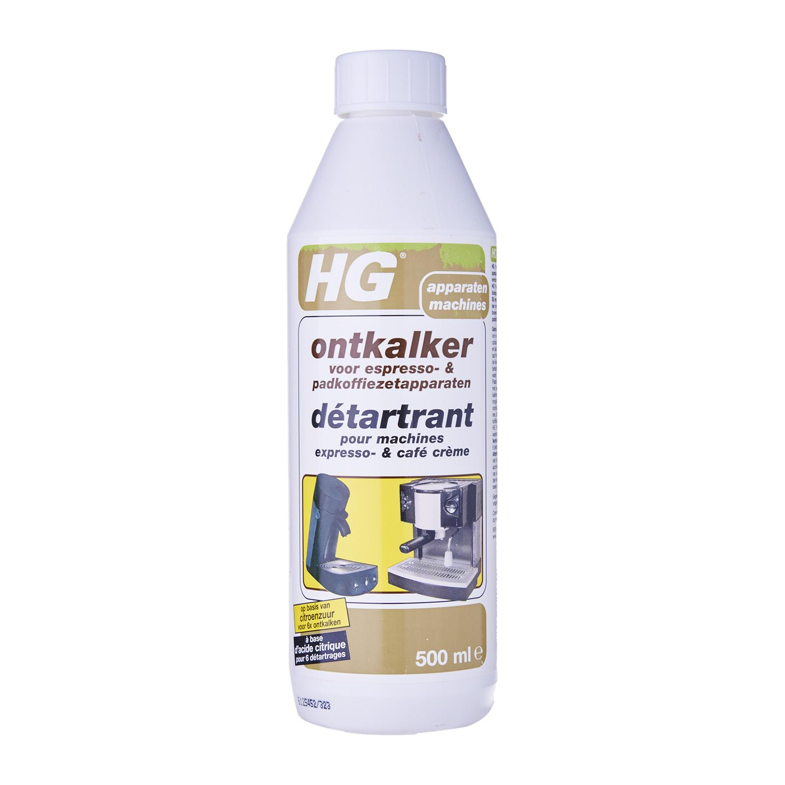 HG 323 Descaler For Espresso And Coffee Pad Machines