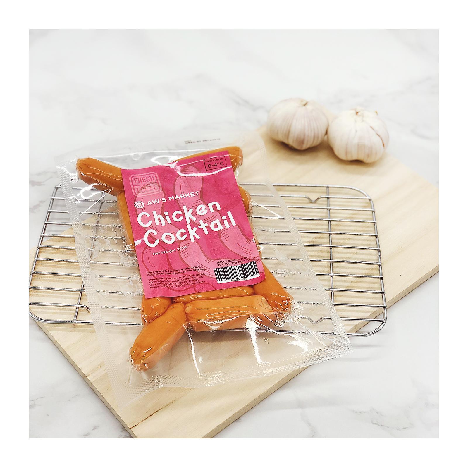 AW'S Market Chicken Cocktail