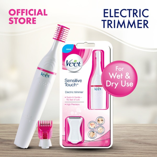Buy Veet Sensitive Touch Electric Trimmer Singapore