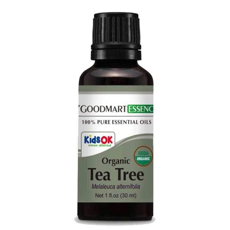 Buy Goodmart Essence 100% Pure Essential Oil--Tea Tree 10ml, 30ml, 100ml, Organic Availiable Singapore