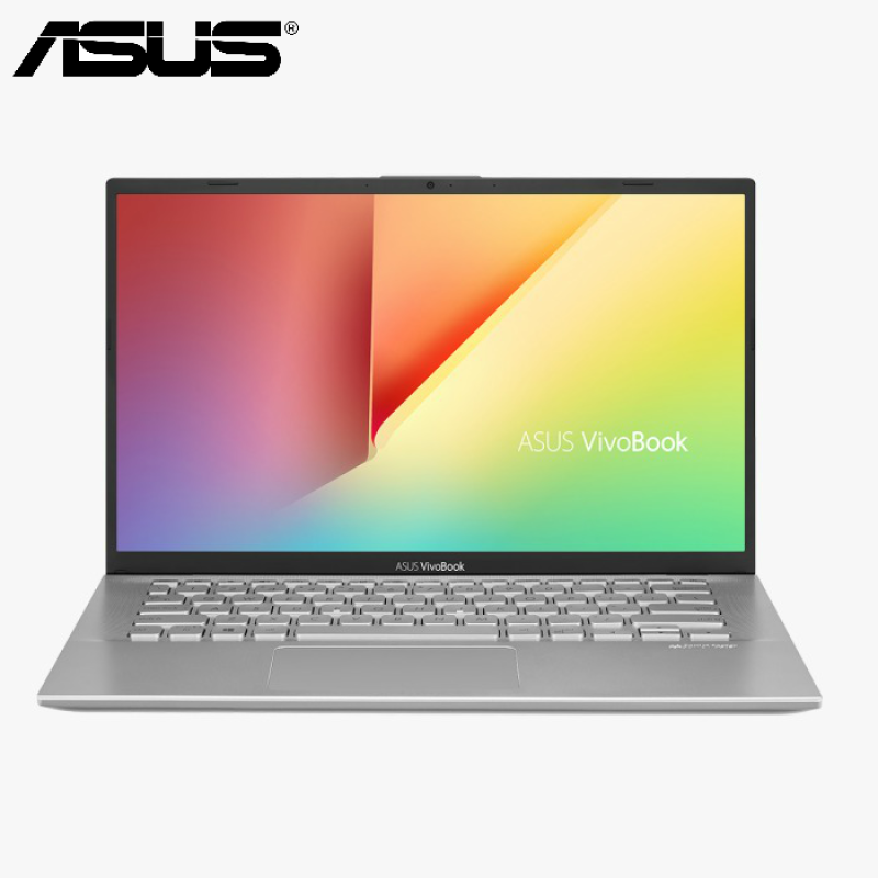 ASUS VivoBook 14 X412FL-EK294T 14.0 Full HD 1920x1080 Display 10th Gen Intel® Core™ i7-10510U Processor (1.8 GHz Turbo up to 4.9 GHz) 12GB DDR4 512GB PCIe G3x2 NVME M.2 SSD ★2 Years International Warranty★
