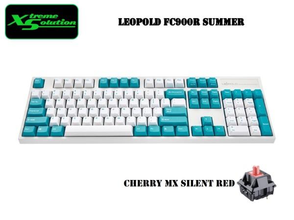 Leopold FC900R Summer Edition Mechanical Keyboard