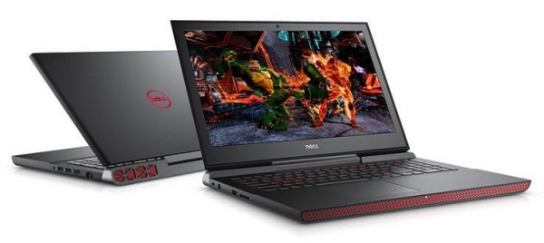 DELL INSPIRON GAMING LAPTOP Intel i7 7700HQ NVIDIA GTX 1050 TI (FREE DELL BACKPACK WORTH $129)