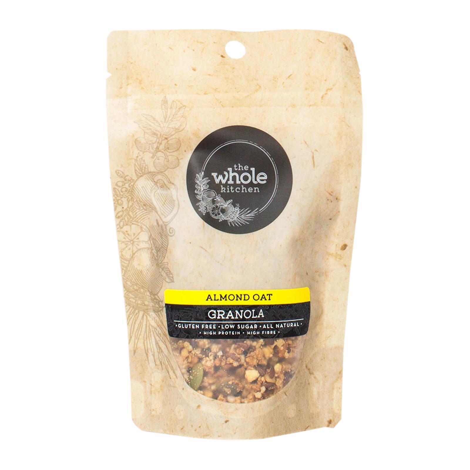 The Whole Kitchen Gluten Free Granola- Almond Oat