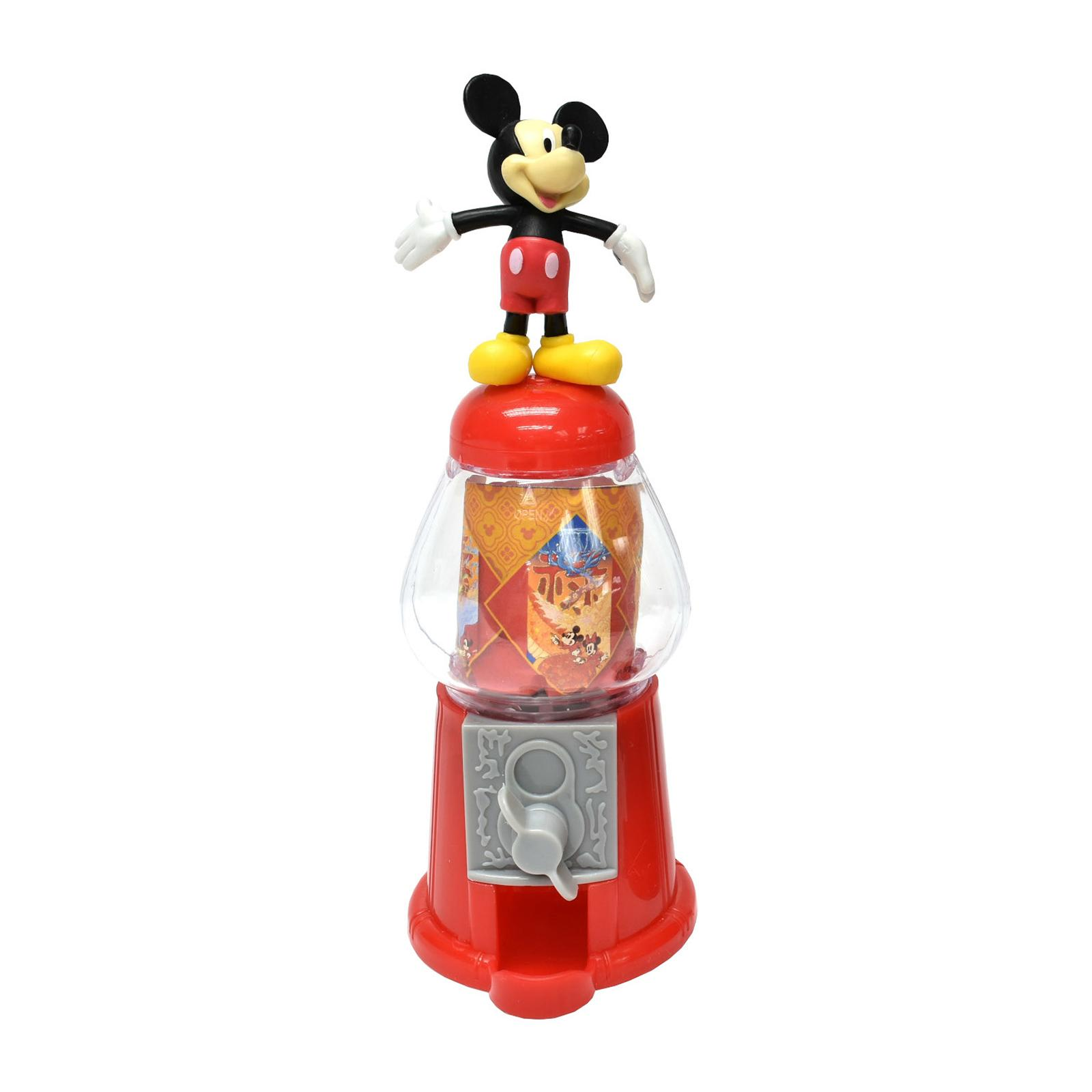 Disney Mickey Classic Candy Dispenser with Candy