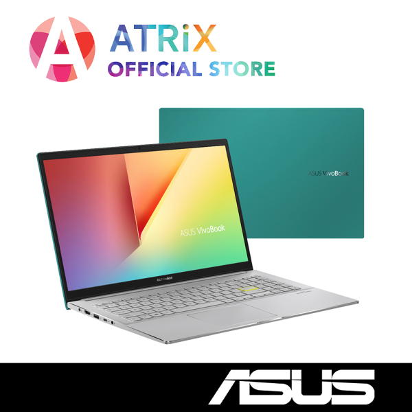"【Same Day Delivery】ASUS 2020 VivoBook S15 S533FL〖Free Office 2019〗Wifi 6 | 16.1mm Slim design | 15.6"" FHD 