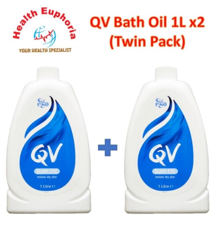 Buy QV Bath Oil 1L x2 (Twin Pack) Singapore