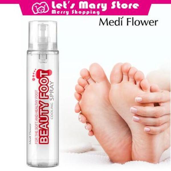 Buy * Beauty Foot Cooling Spray (140ml) * Korea Authentic / Foot / Cream / Foot Mask / Anti- Dry Crack / Repair Heel Feet Singapore