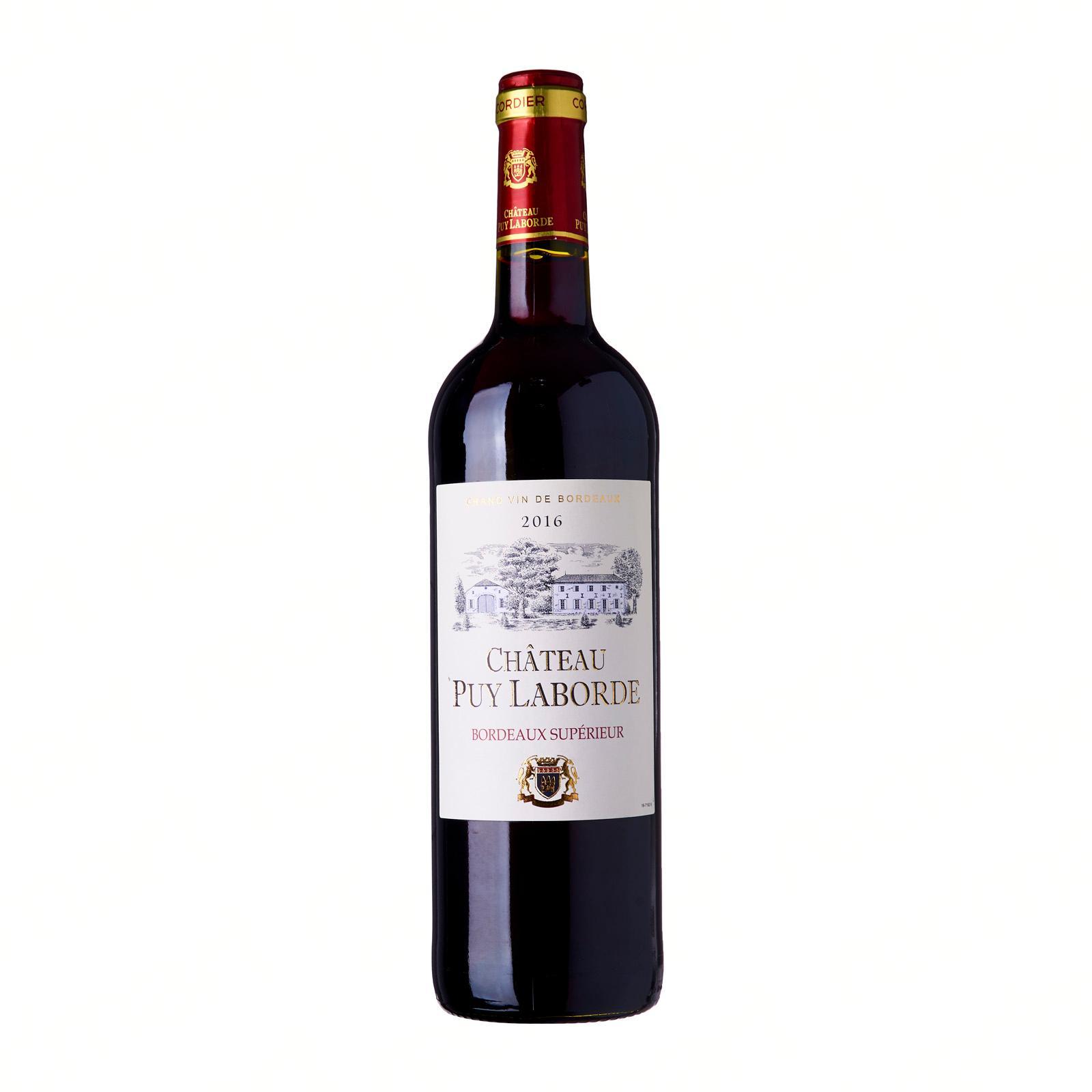 Chateau Puy Laborde Bordeaux Superieur 13.0% 750ml