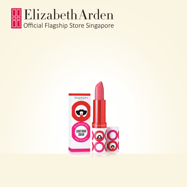 Buy Elizabeth Arden Eight Hour X Olimpia Zagnoli Limited Edition Moisturizing Lip Protectant Stick Sheer Tint SPF 15 Singapore
