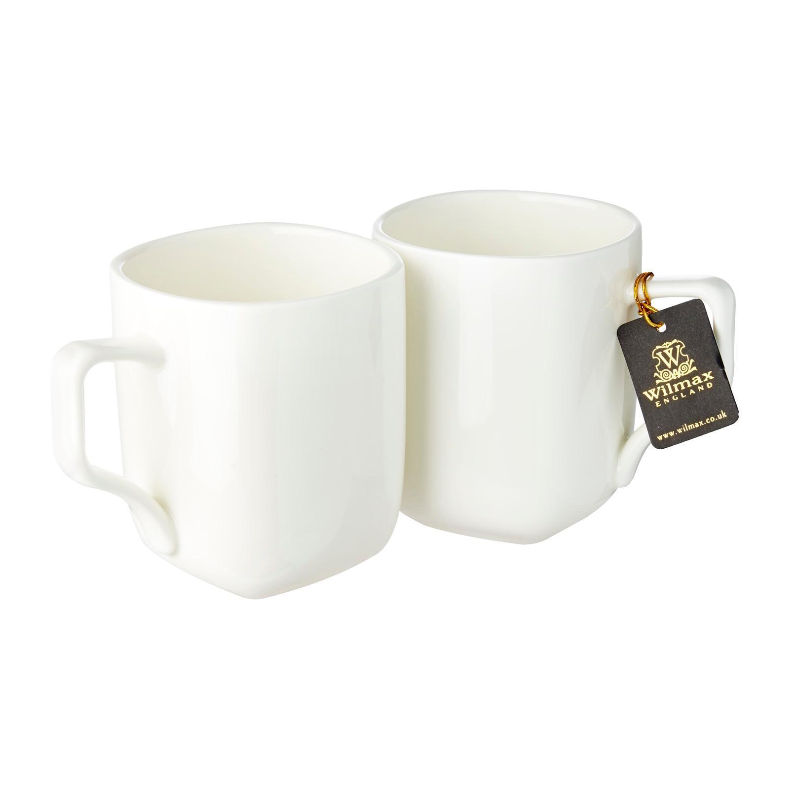 Wilmax England Porcelain Mug 2 Pcs Sets