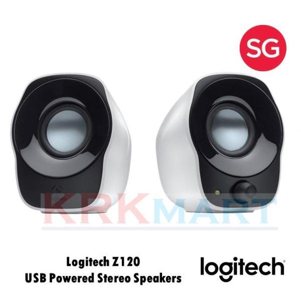 Logitech Z120 USB Powered Stereo Speakers Singapore