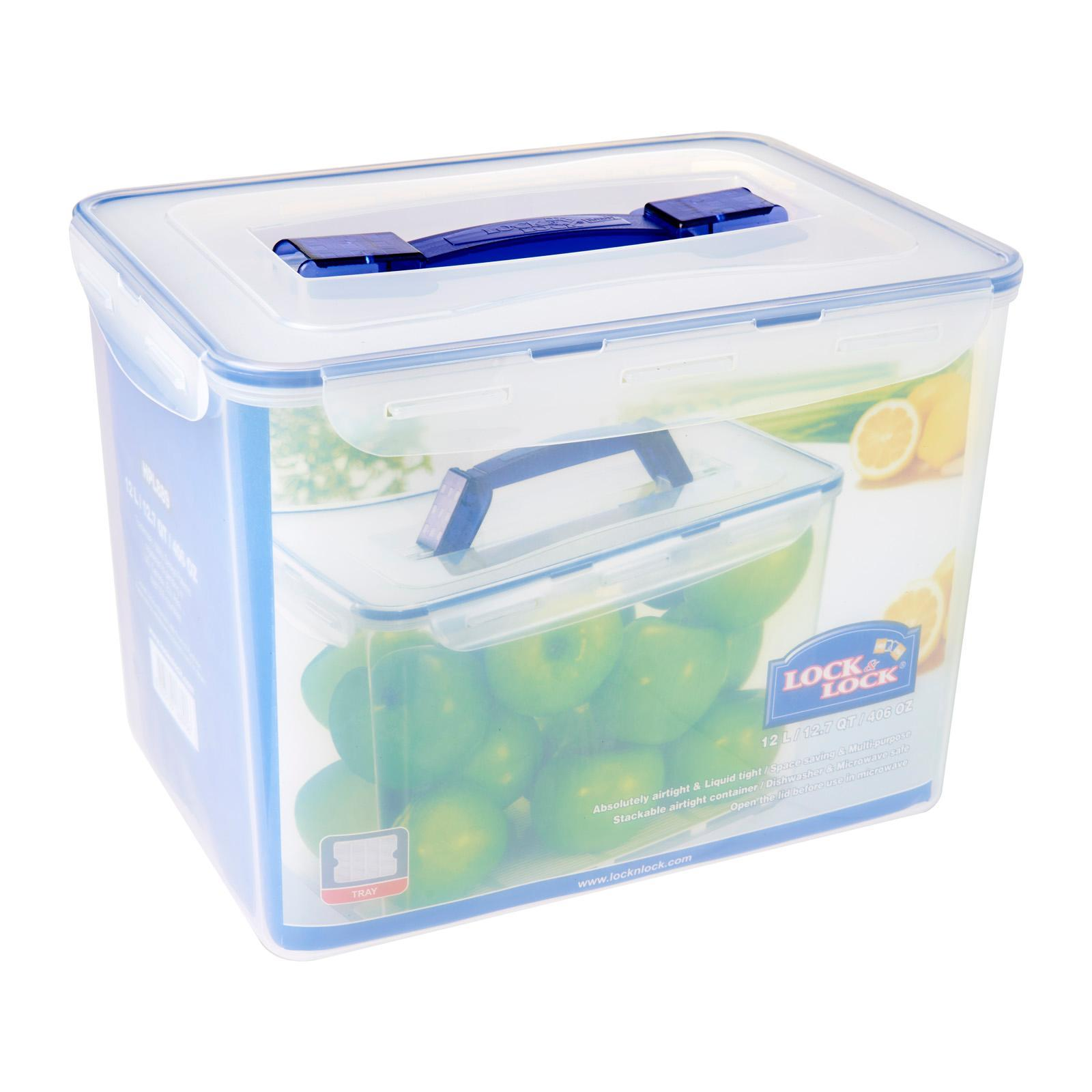 Lock and Lock Classic Food Container With Handle