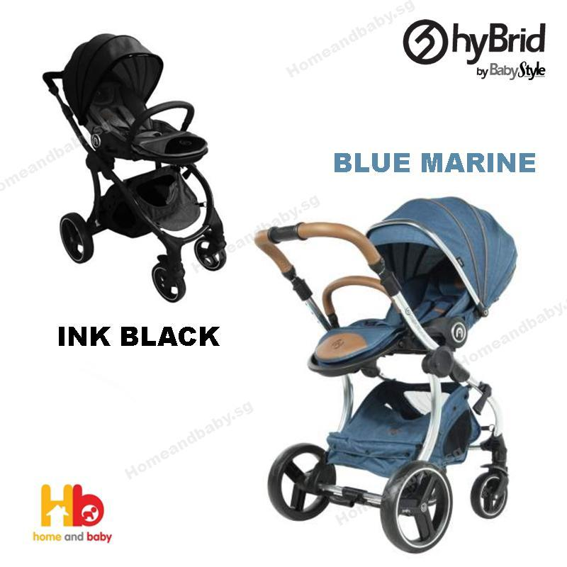 BabyStyle HyBrid Curve Stroller Singapore