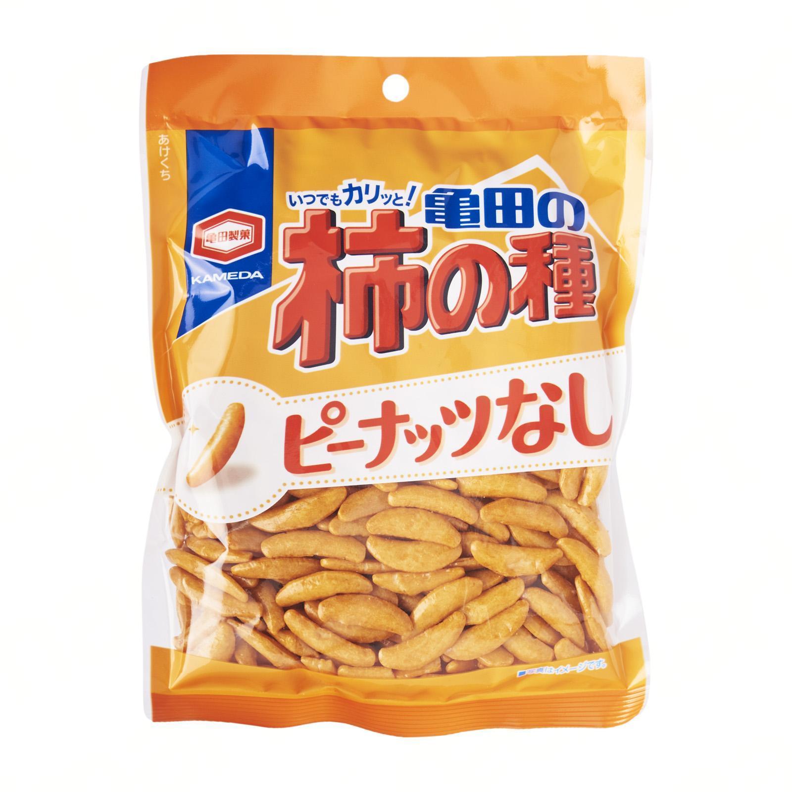 Kameda Kakinotane 100% Japanese Rice Cracker - By J-mart Japanese Food Market