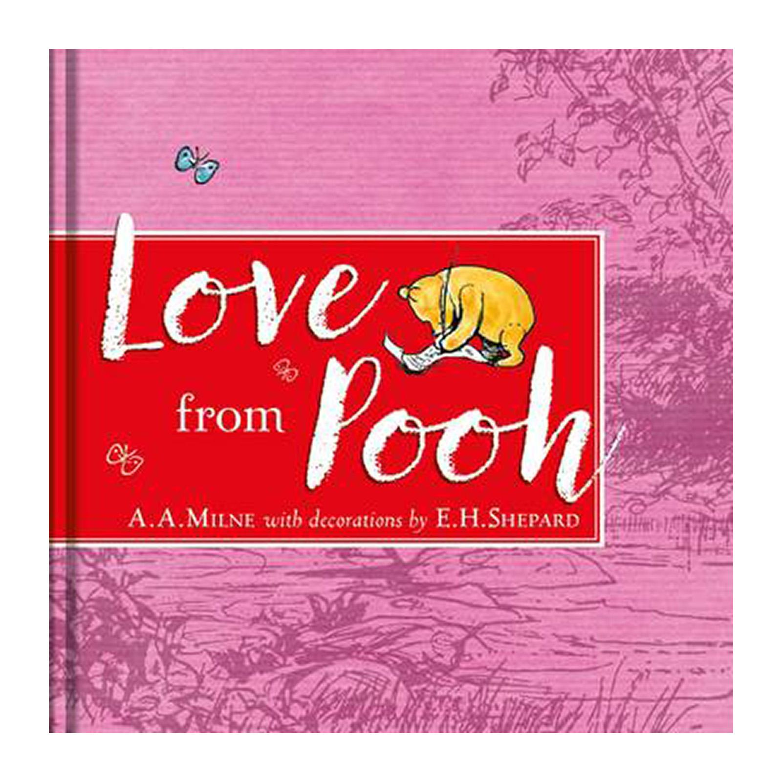 Winnie-The-Pooh: Love From Pooh (Hardcover)