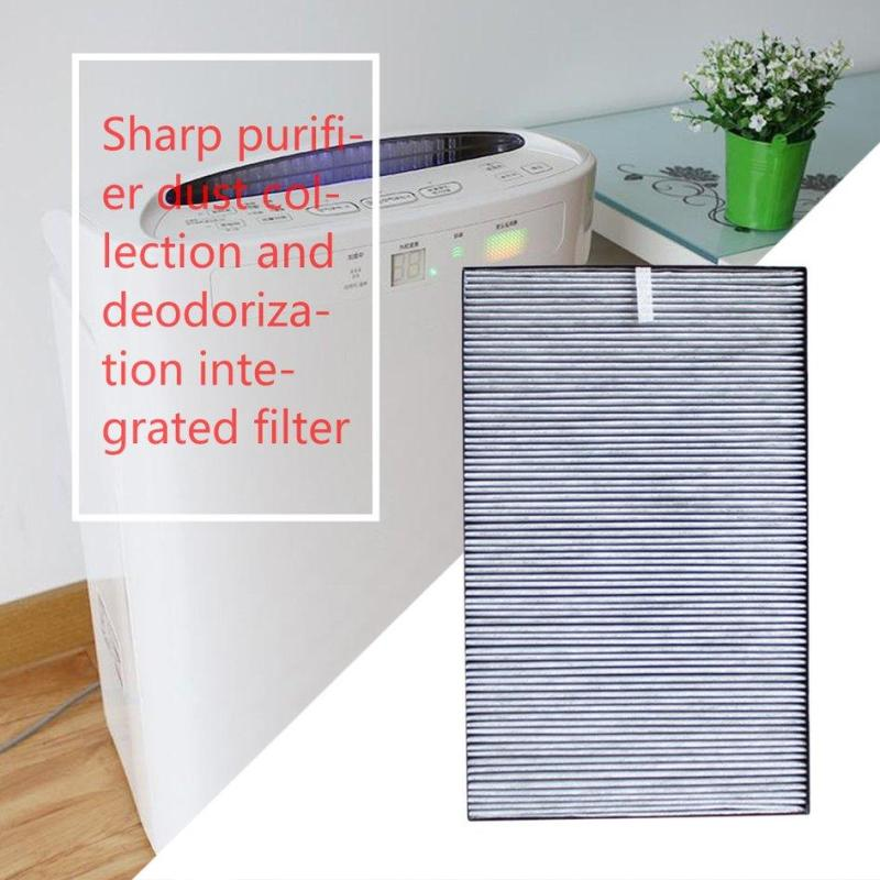 Durable Vacuum Cleaner Accessories Parts Dust Filters HEPA Net Suitable for Sharp FU-GD10/ KC-GD10/ FU-GB10-W Singapore