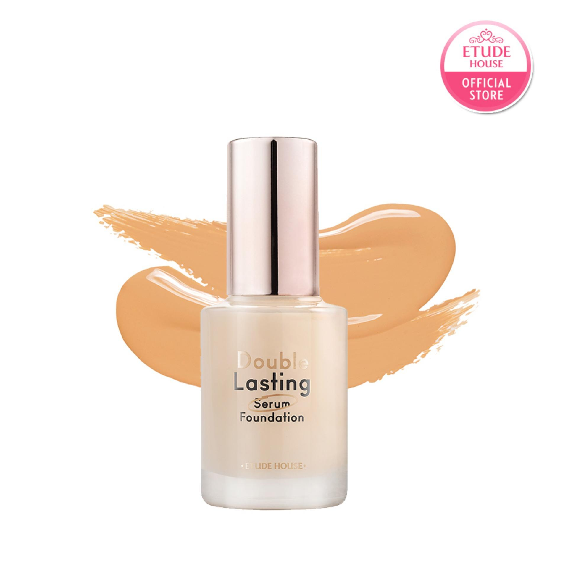 Double Lasting Serum Foundation By Etudehouse (capitaland Merchant).