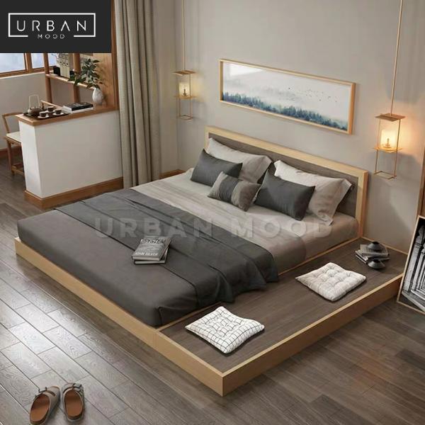 [Pre-Order] KENKO Japanese Tatami Bed