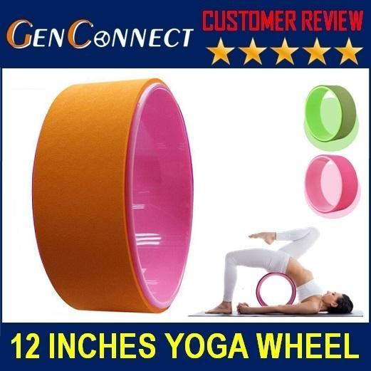 Deliver In 48 Hours! Yoga Wheel Abs Material By Genconnect.