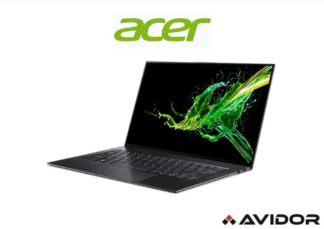 Acer Swift 7 SF714-52T-74A6 (0.89kg) with 8th Gen Intel Core i7-8500Y processor