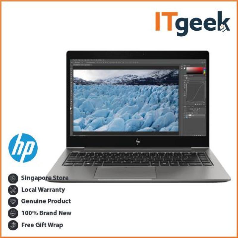 HP ZBook 14u G6 / i7-8665U / 14  / 32GB RAM / 512GB SSD