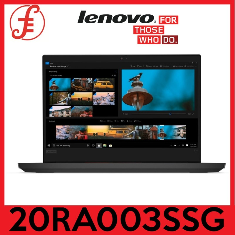 Lenovo ThinkPad E14 FULL HD 14 INCH i5-10210U 8GB RAM 512GB SSD WIN 10 PRO  (E14 20RA003SSG)