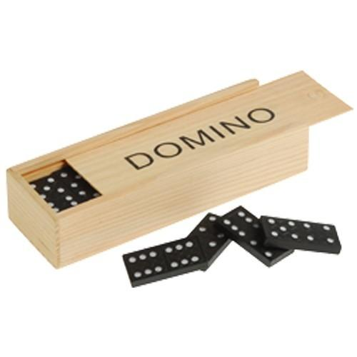 Wholesale 6 Box Wood Dominoes Game Set By Mtrade.