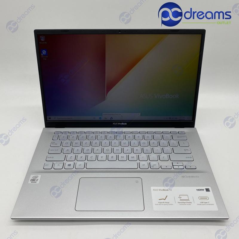 ASUS VIVOBOOK S412FA-EK974T i7-10510U/8GB/256GB M.2 NVMe SSD + 1TB SATA HDD [Brand New]