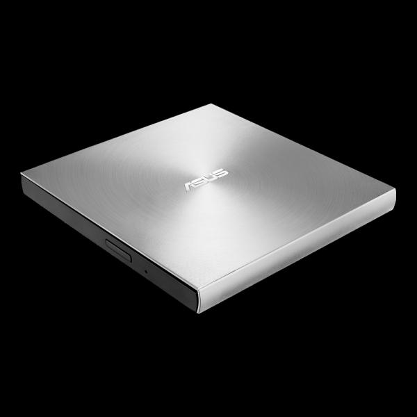 ASUS ZenDrive U7M - ultra-slim portable 8X DVD burner includes two free M-DISC 4.7GB DVD