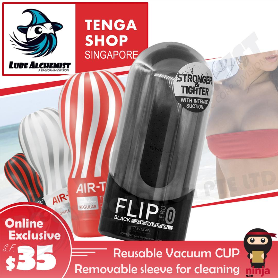 Tenga Air Tech - By Lubealchemist - Reusable Cup Male Adult Sex Toys Masturbator By Ydc Corporation Pte Ltd.