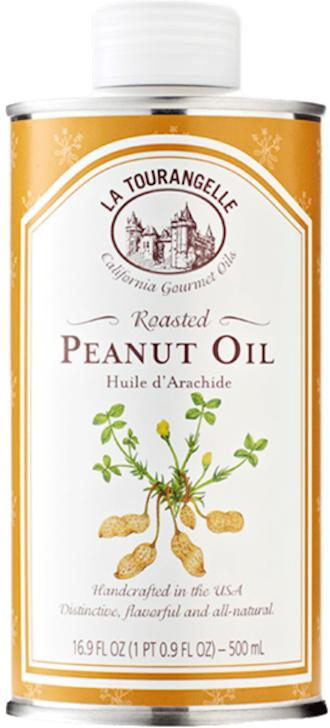 Roasted Peanut Oil 500ml Medium High Heat Cooking Handcrafted In The Usa Distinctive Flavourful And All-Natural By La Tourangelle By Edvolution 66.