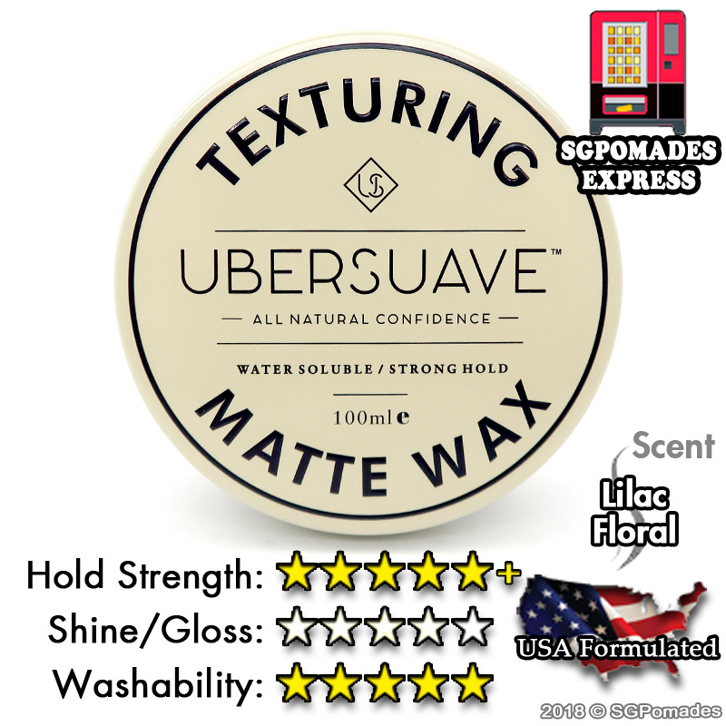 Buy Ubersuave Texturing Matte Wax 100ml Singapore