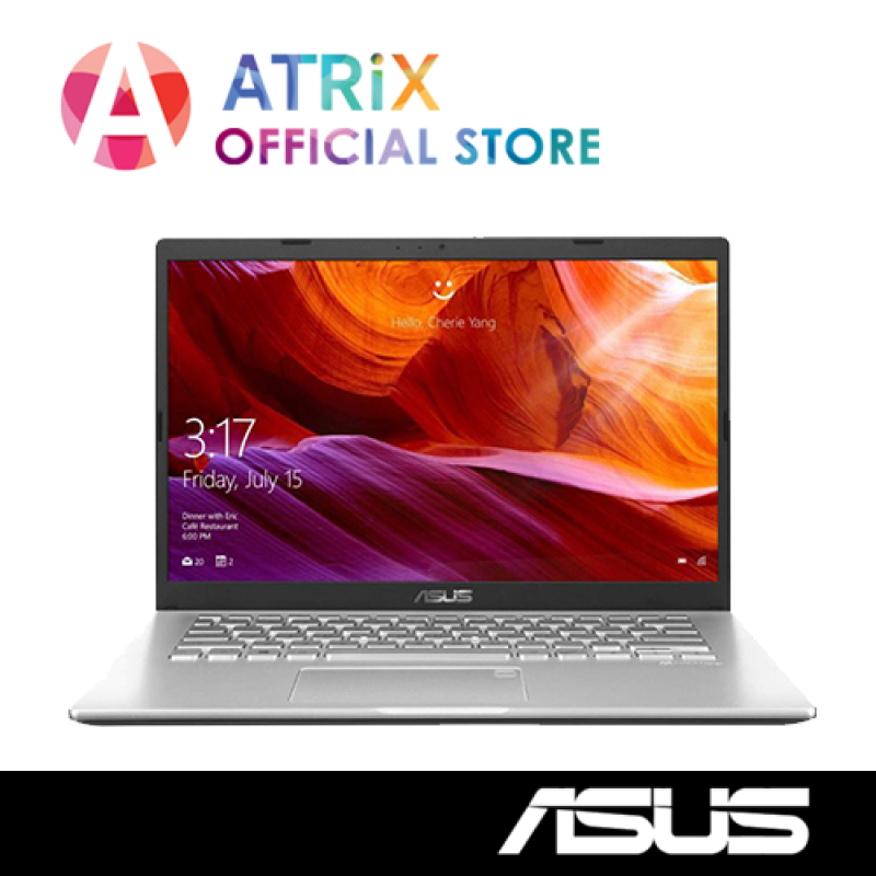 ASUS Vivobook 14 X409MA-EK080T | 14 FHD | Pentium® Silver N5000 | Win10 Home | 4GB DDR4 RAM | 512GB PCIe SSD | 1 Yr ASUS Warranty | Ready Stock Ship Today