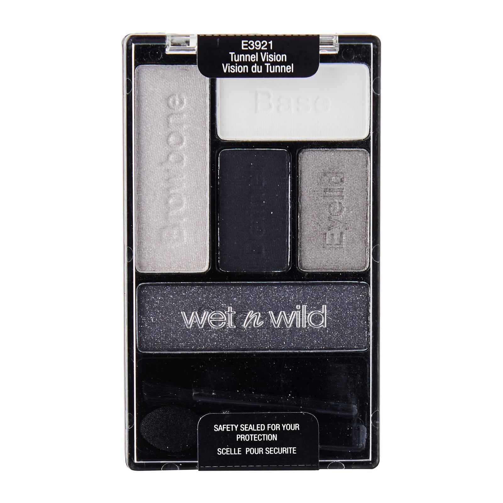 Wet n Wild Color Icon Eye Shadow Palette Tunnel Vision E3921