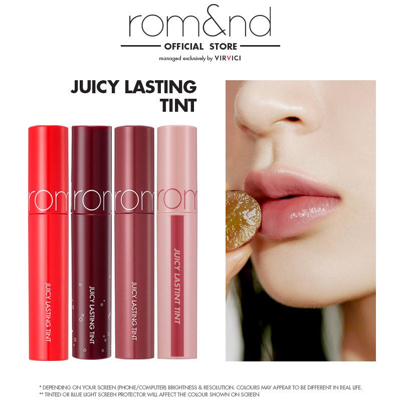Buy rom&nd (romand) Juicy Lasting Tint 5.5g Singapore