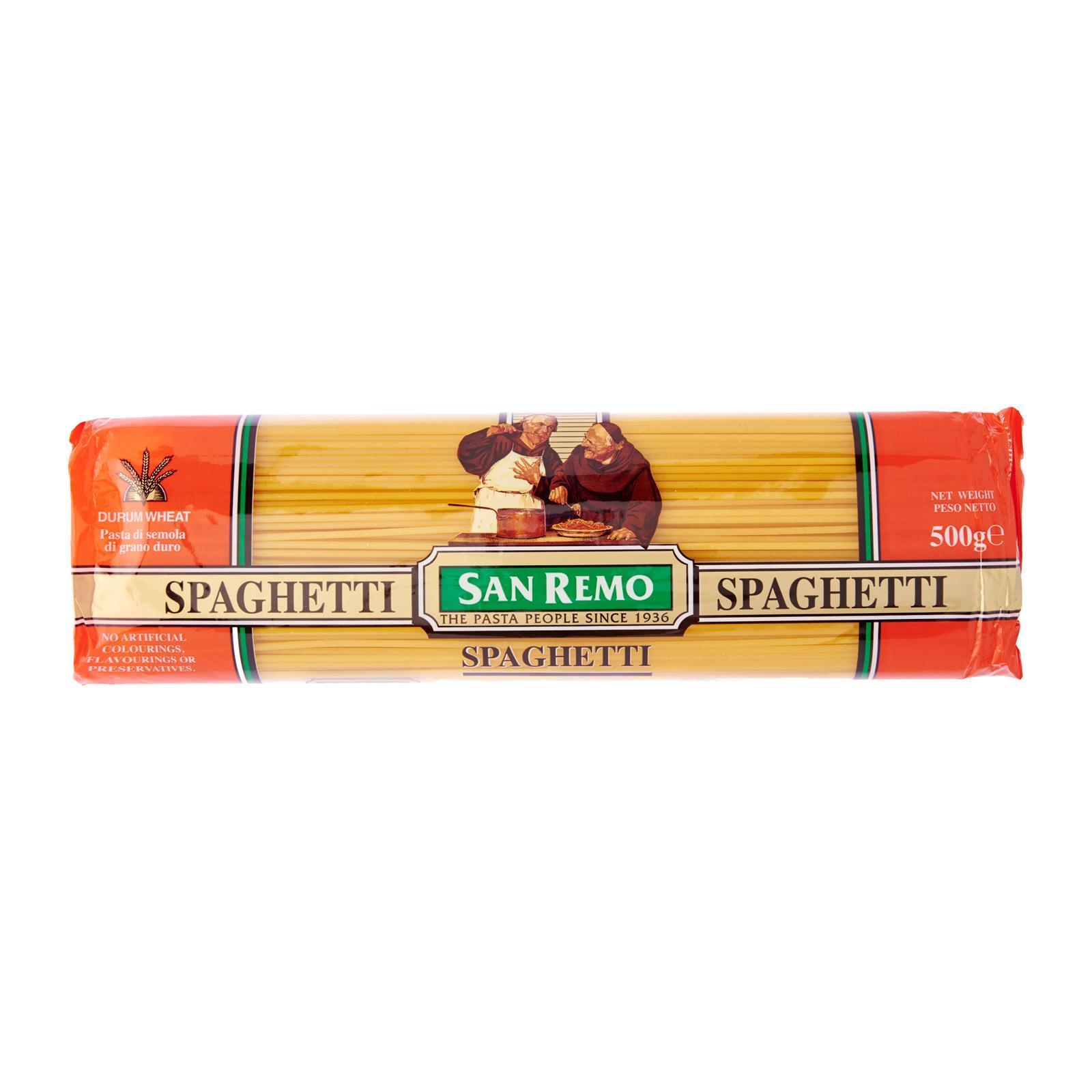 San Remo Pasta Spaghetti (NO.5) 500G