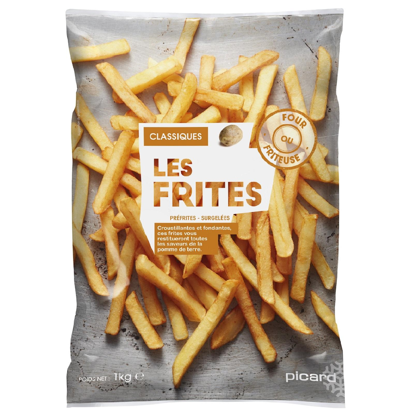 Picard Oven Ready French Fries - Frozen