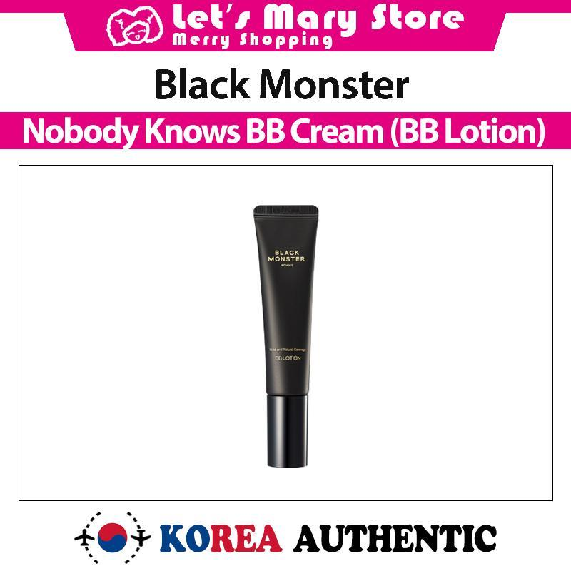 Buy * Black Monster Nobody Knows BB Lotion * Korea Authentic /  special for man healthy hair face Singapore