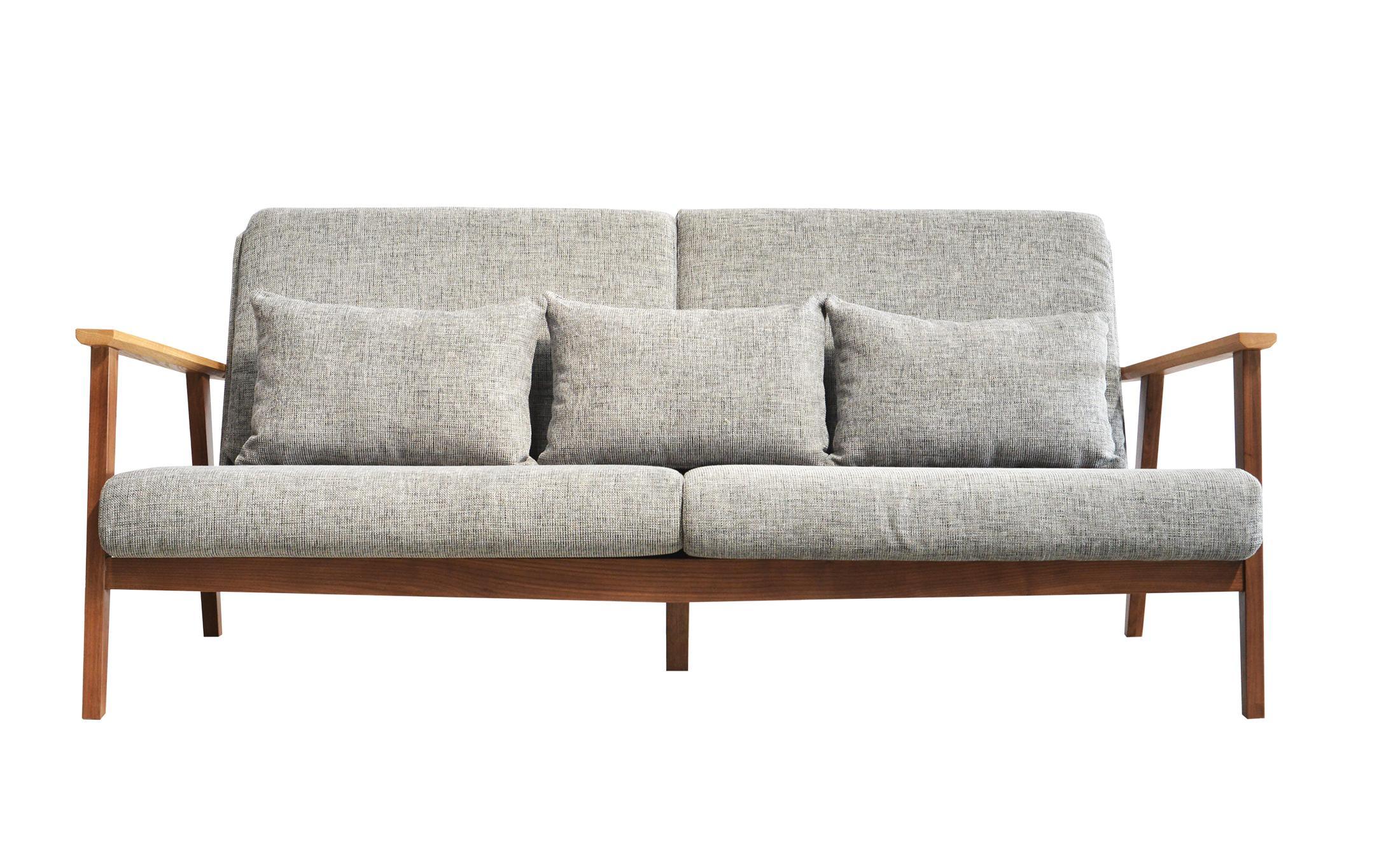 Dualtone 3-seater sofa
