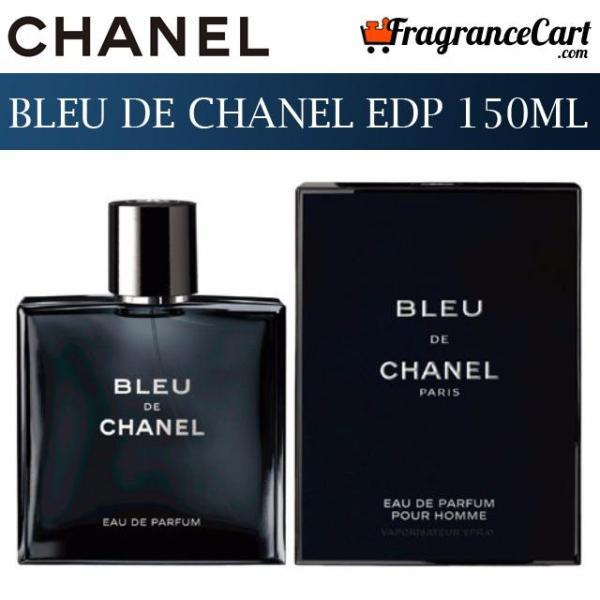 Buy Chanel Bleu de Chanel EDP for Men (150ml) Eau de Parfum Pour Homme Blue [Brand New 100% Authentic Perfume/Fragrance] Singapore