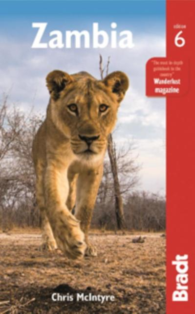 Zambia (Author: Chris McIntyre; ISBN: 9781784770129)