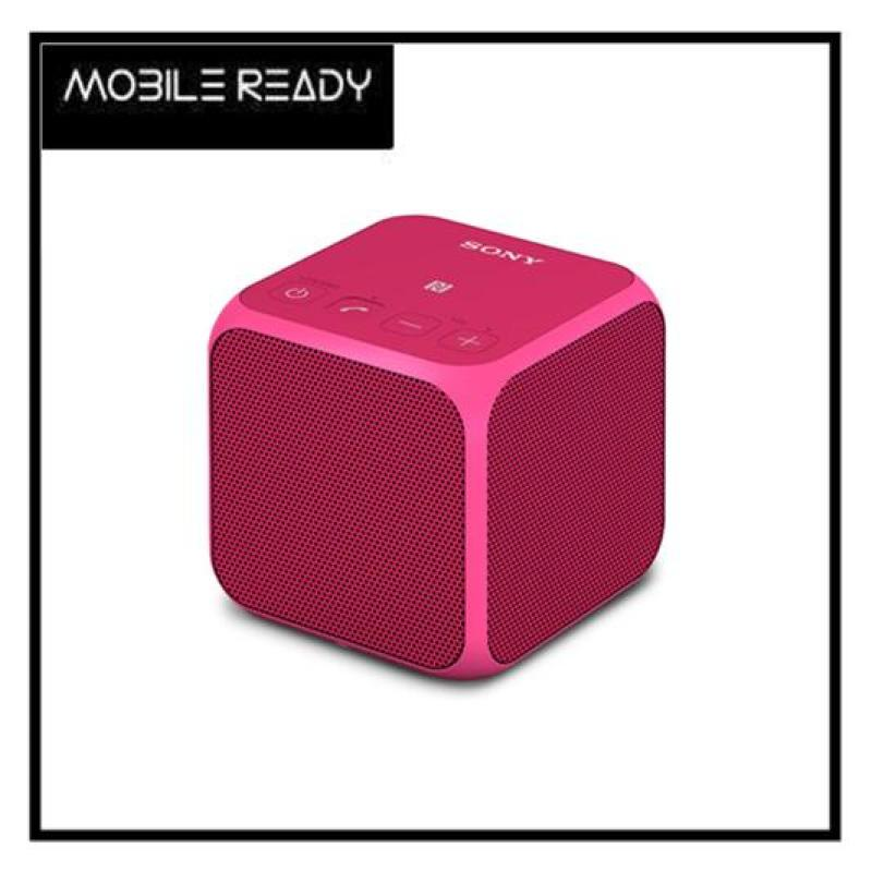 [SONY Speaker] SRS X11 Ultra Portable Mini Bluetooth Speaker Pink AUTHENTIC Singapore
