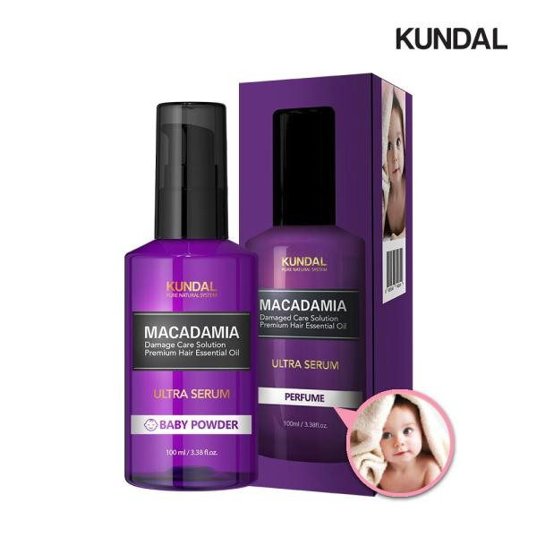 Buy [KUNDAL] Ultra Hair Serum 100ml Baby Powder Singapore