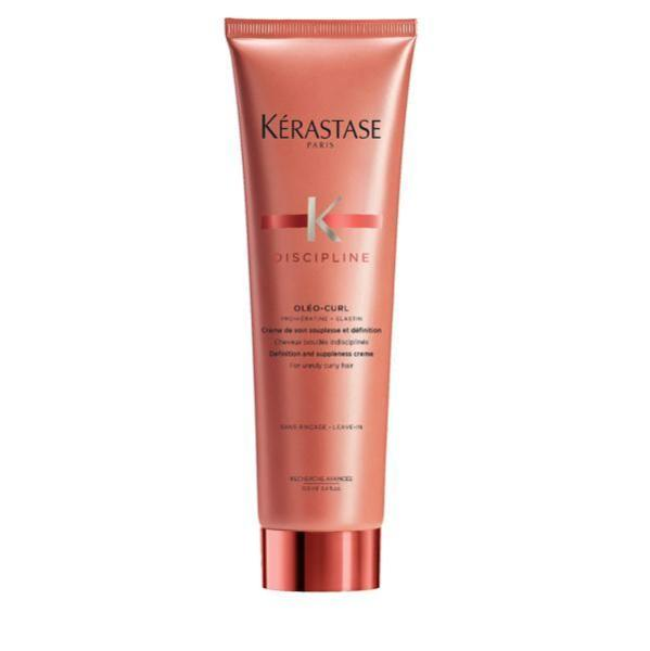 Buy LOreal Kerastase Paris Discipline Oleo Curl Creme 150ml - Curl Definition Anti Frizz Cream Singapore